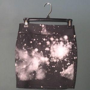 Galaxy Mini Skirt ✨✨